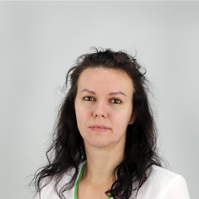 Аносова Наталья Александровна